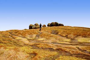 Matobo Hills, Simbabwe