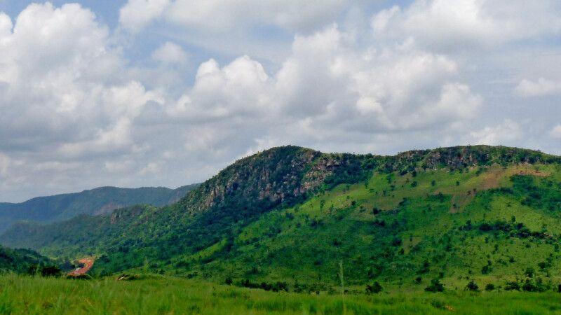 Togo, Weg nach Kande, Umgebung © Diamir
