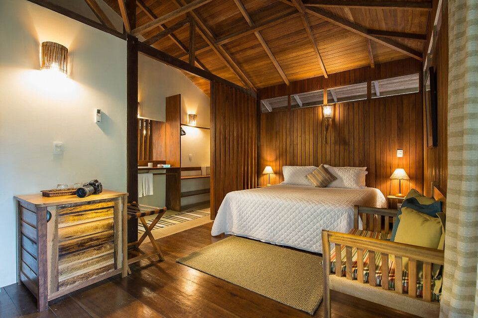 Anavilhanas Jungle Lodge – Cottage