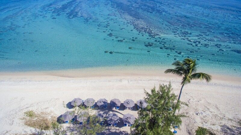 Strand im Le Nautile beach Hotel  © Diamir