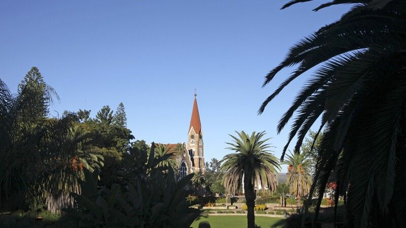 Windhoek © Diamir