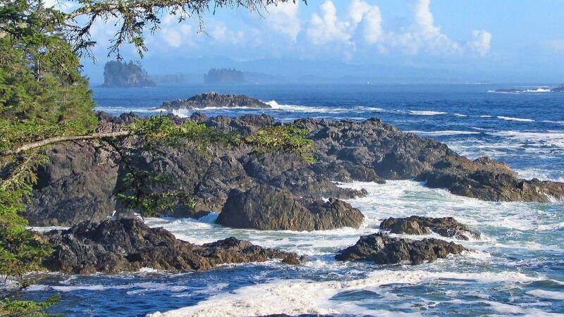 Der herrliche Pacific Rim NP an der Westküste Vancouver Islands © Diamir