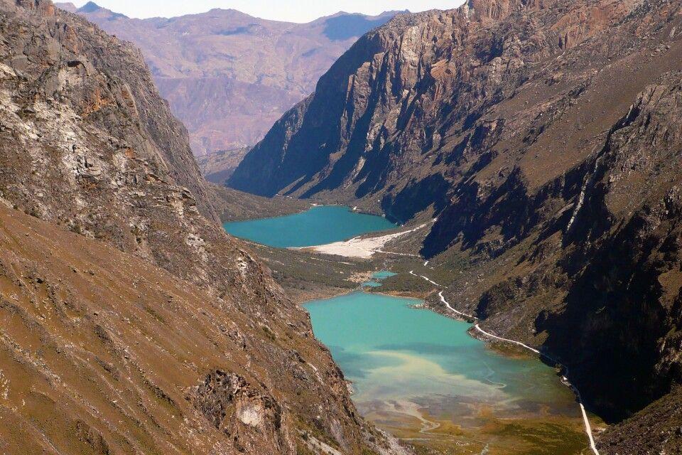 Llanganuco in der Cordillera Blanca