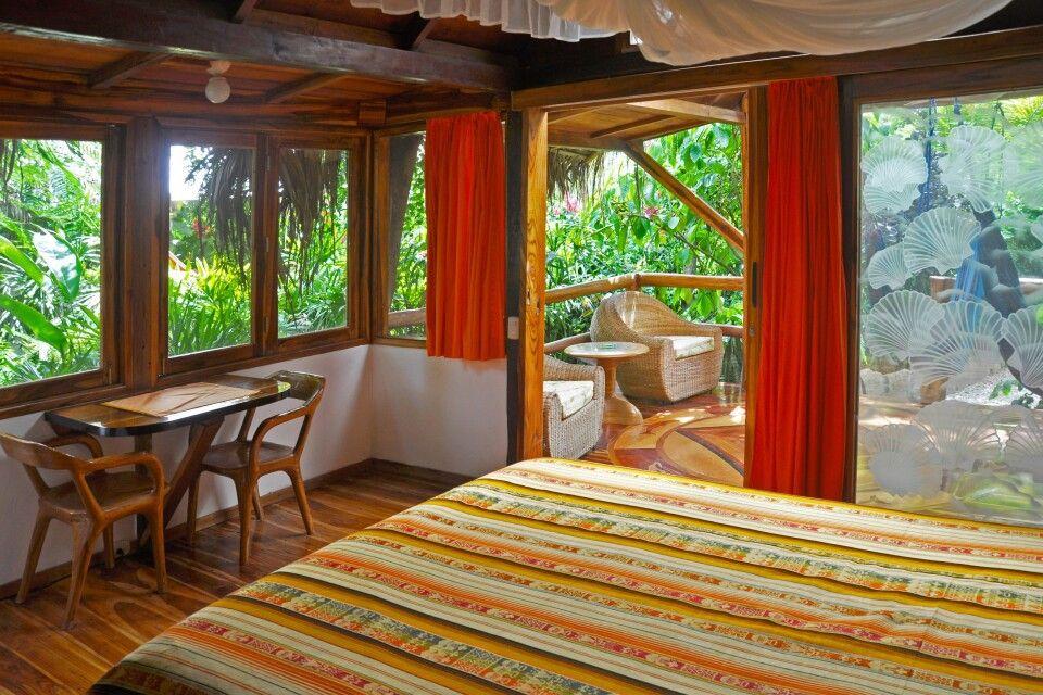 Hosteria Mandala Zimmer