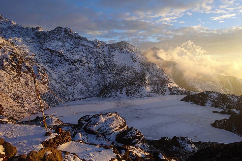 Heilige Seen von Gosainkund (4430m)