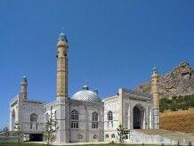 Der Salomonsthron oberhalb von Osch gehört zum Weltkulturerbe der UNESCO.