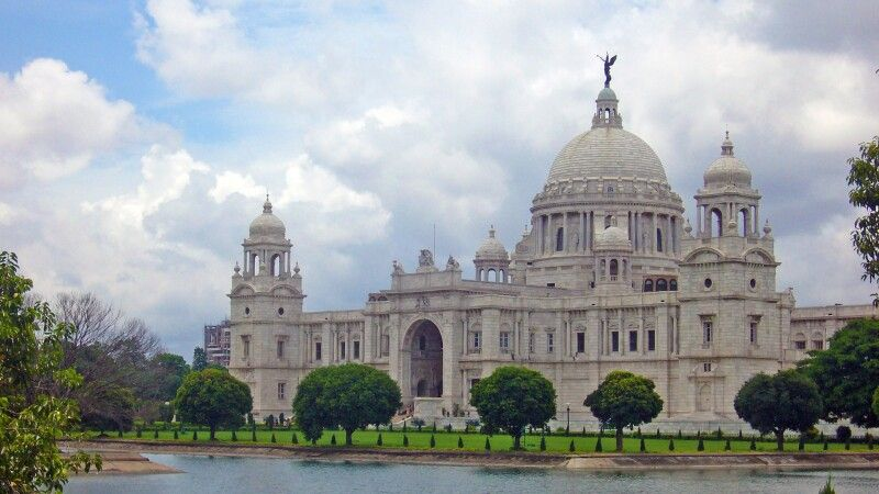 Victoria Memorial in Kalkutta © Diamir