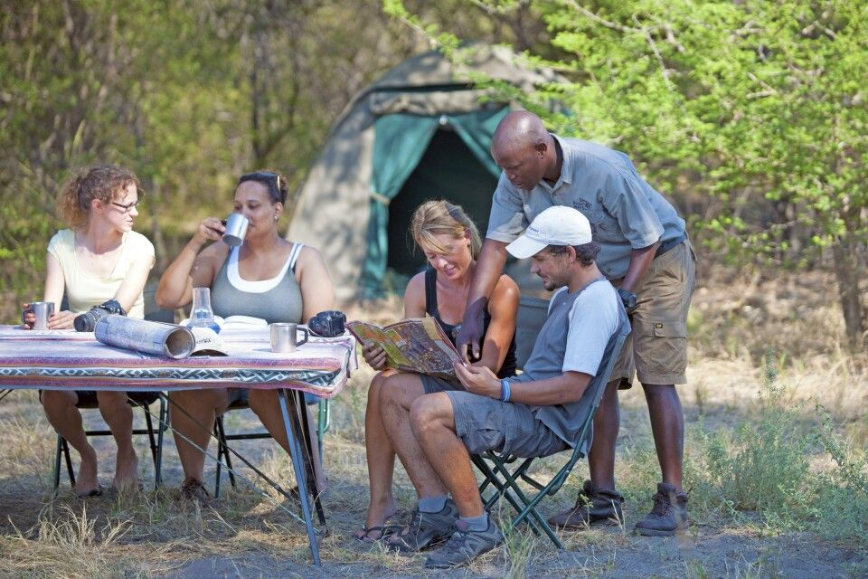 Camping (er)leben