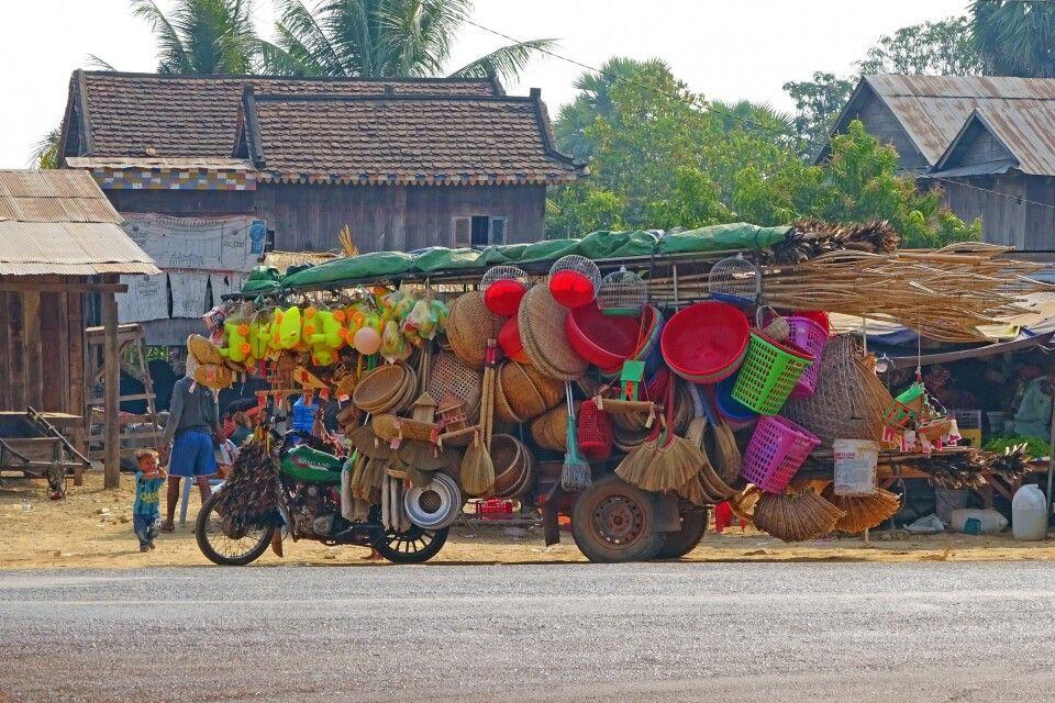 Laden auf vier Rädern