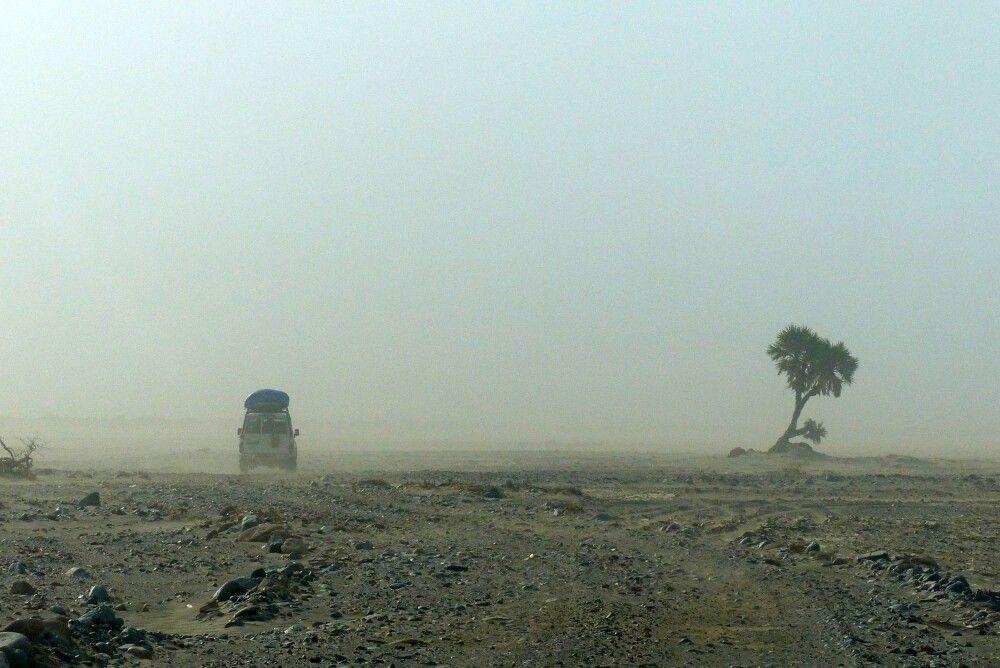 Durch die Danakil