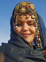 Tuareg-Frau
