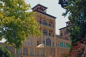 Golestan-Palast in Teheran