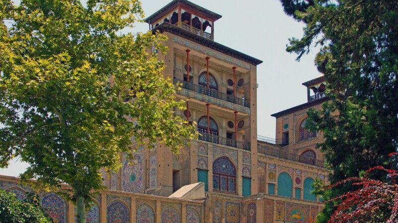 Golestan-Palast in Teheran © Diamir