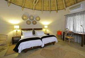 Onguma Bush Camp: Waterhole Zimmer
