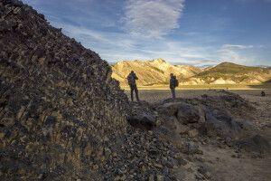 Landmannalaugar – Wanderer