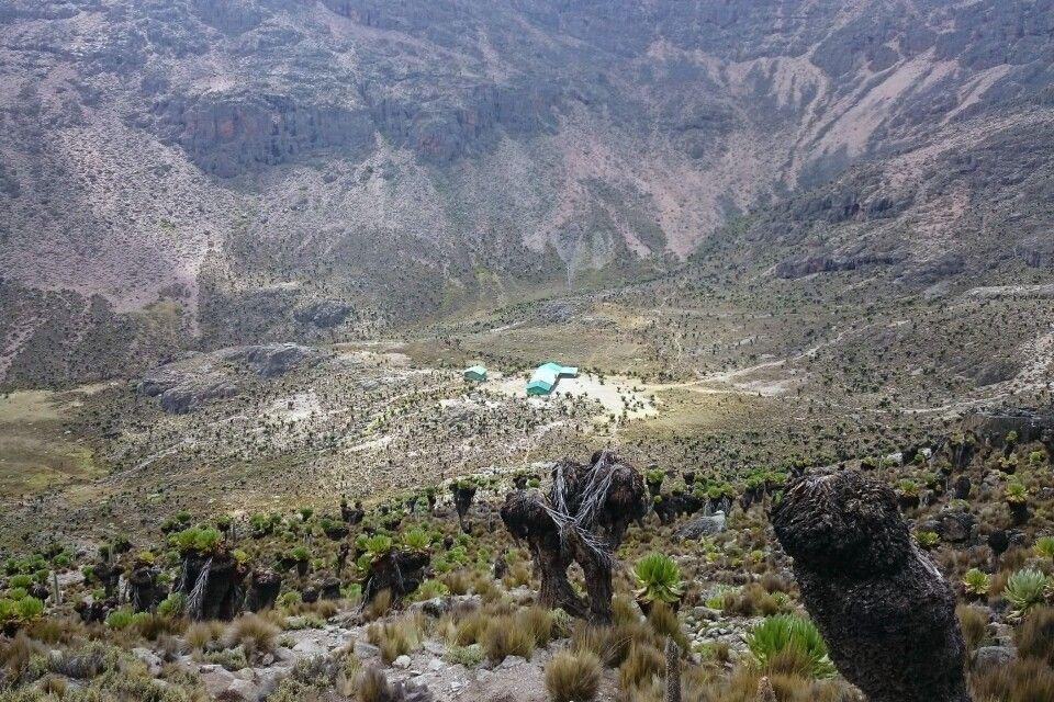 Shiptons Hut, Mount Kenya