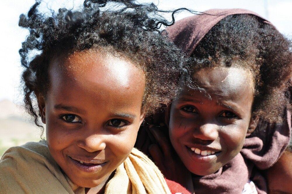 Afar-Kinder