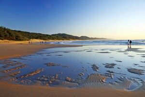 Cape Vidal. Greater St Lucia Wetland Park. KwaZulu Natal. Südafrika
