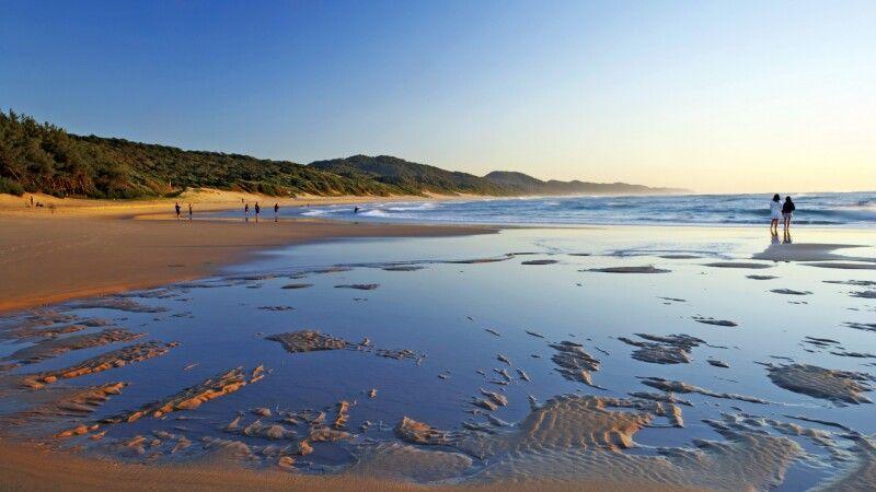 Cape Vidal. Greater St Lucia Wetland Park. KwaZulu-Natal. Südafrika © Diamir