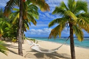 Hängematte Rarotonga