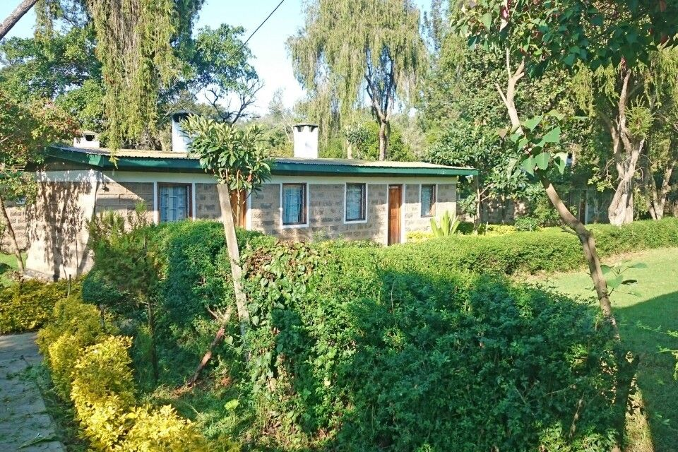 Bantu Lodge am  Mount Kenya