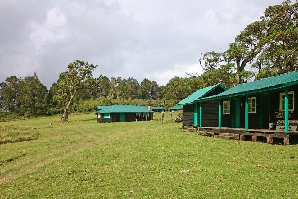 Chogoria Bandas, Mt. Kenya