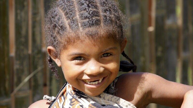kleines Mädchen © Diamir