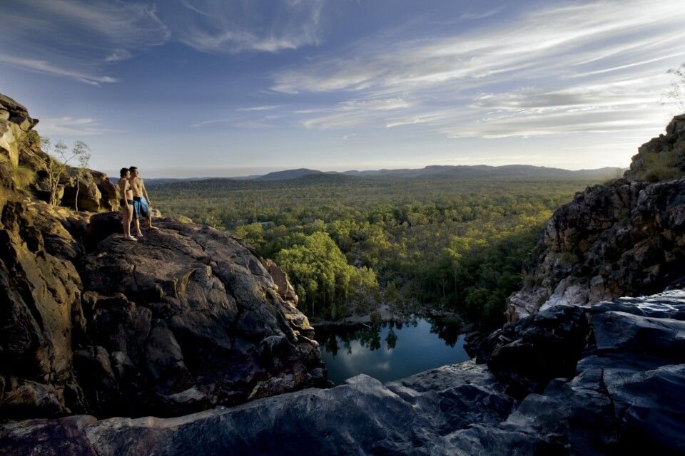 Top pool, Gunlom, Kakadu National Park