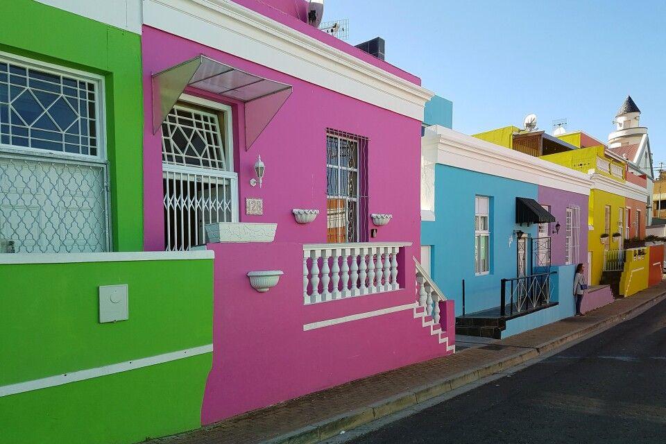 Im Bo Kaap in Kapstadt