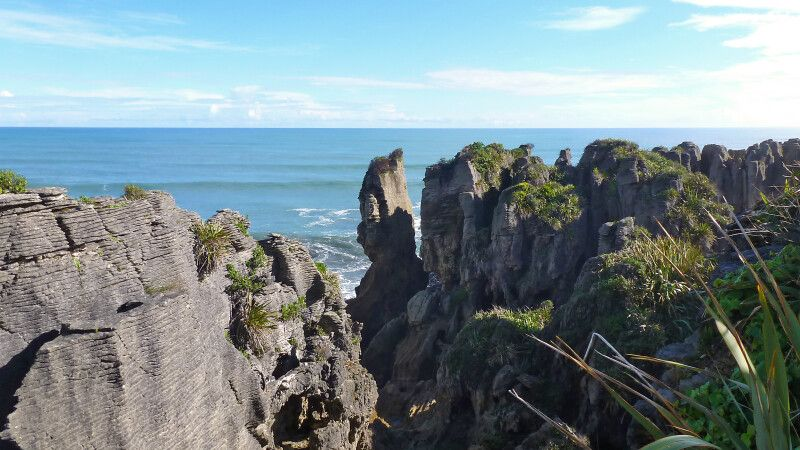Pancake Rocks © Diamir