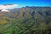 Tunari Kordillere und Hochtal von Cochabamba
