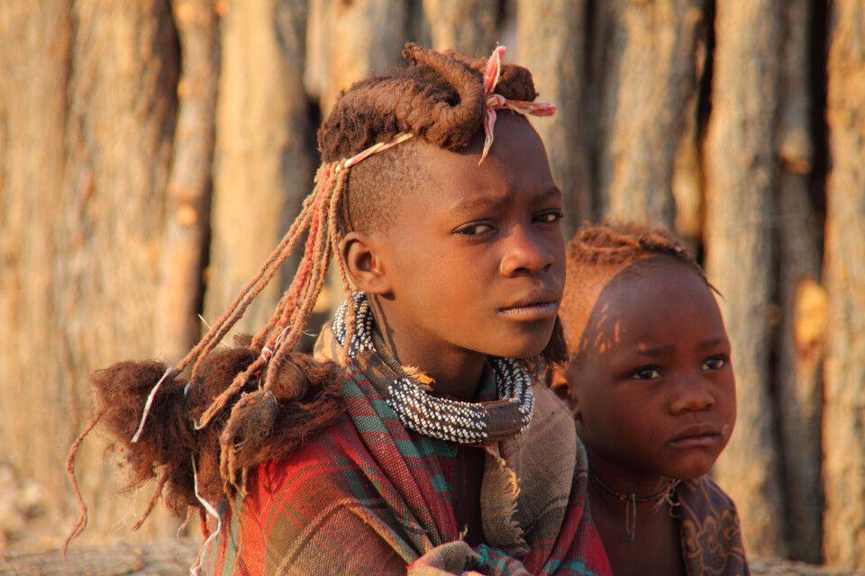 Himba Kinder
