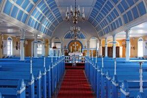 Die Kirche von Narsaq