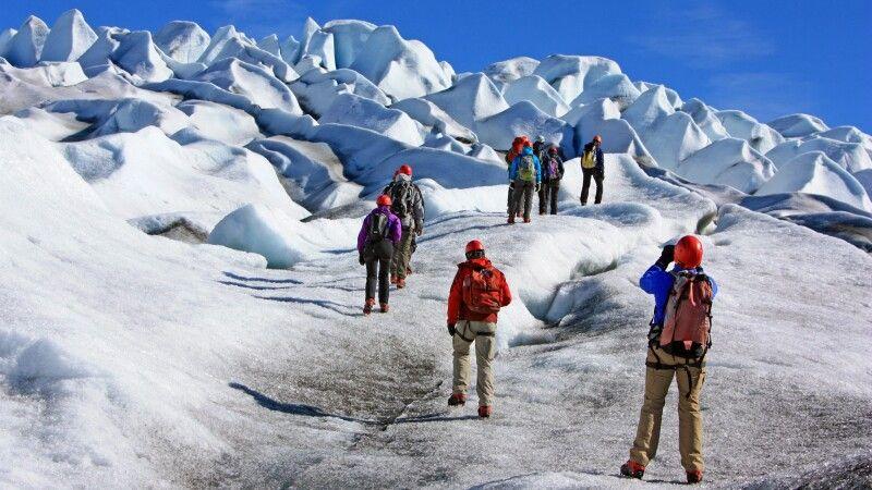 Gletscherwanderung © Diamir