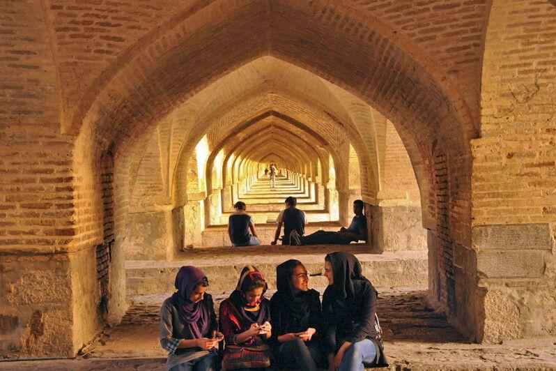 Brücken in Isfahan