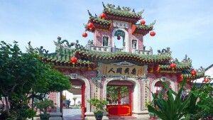 Chinesischer Tempel in Hoi An