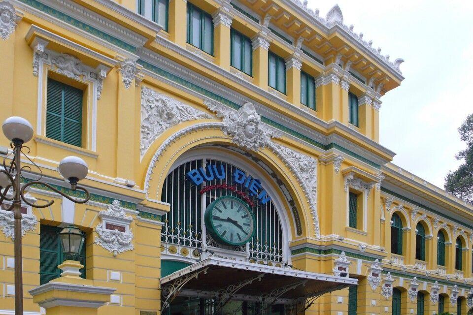 Post in Saigon