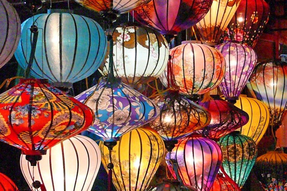 Hoi An, die Stadt der Lampions – die Wahrzeichen der Stadt