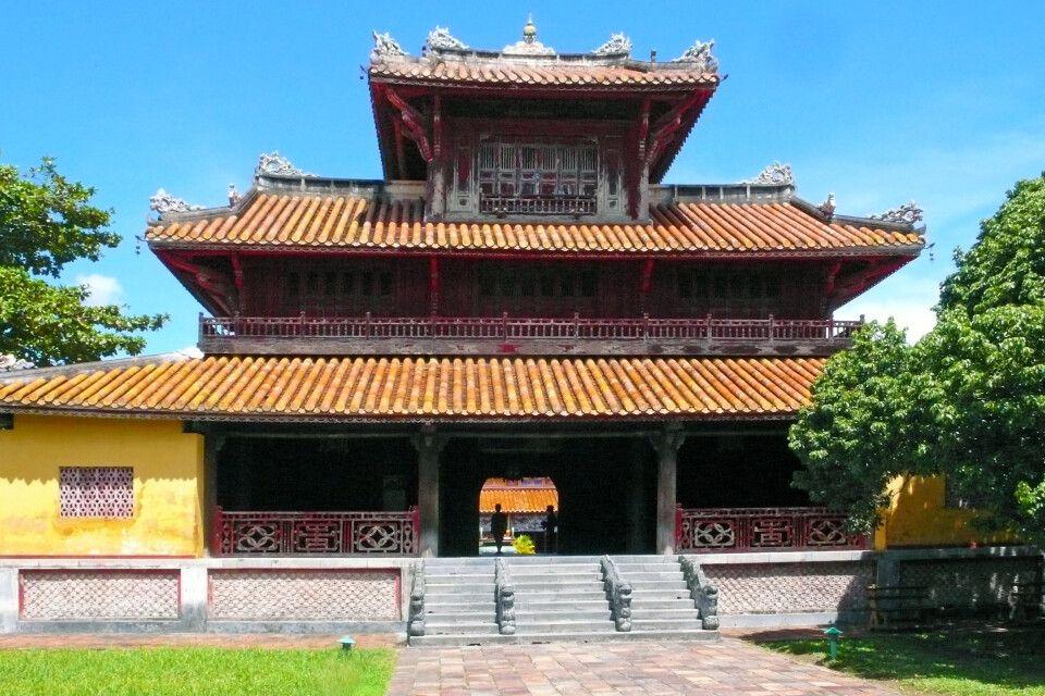 Phung-Tien-Tempel in der Kaiserstadt in Hue
