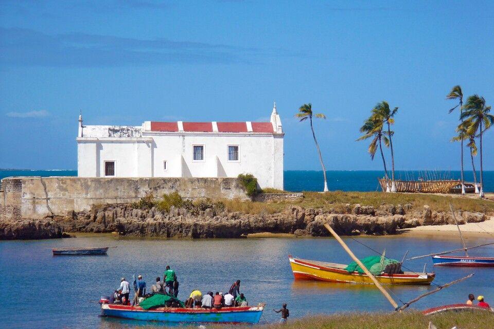 Fortim de Santo António, Ilha de Moçambique
