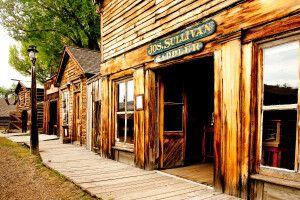 Nevada City Ghost Town, Montana