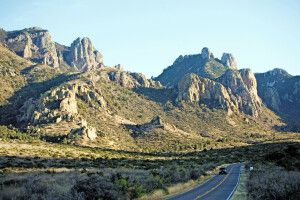 Big Bend NP in Texas