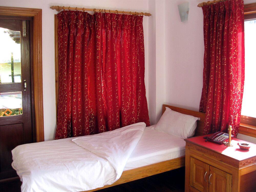 Zimmer vom Kathmandu View Hotel