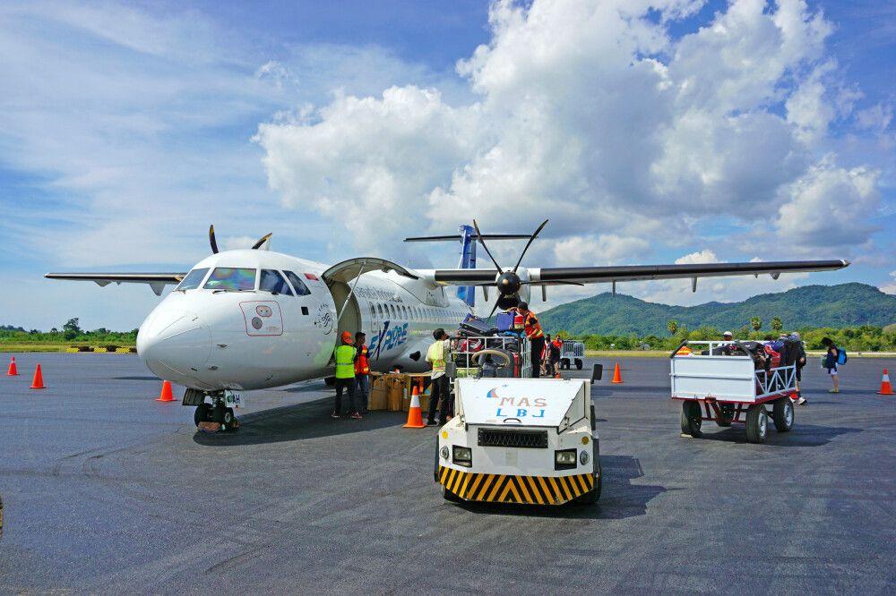 Garuda Indonesia ATR-72