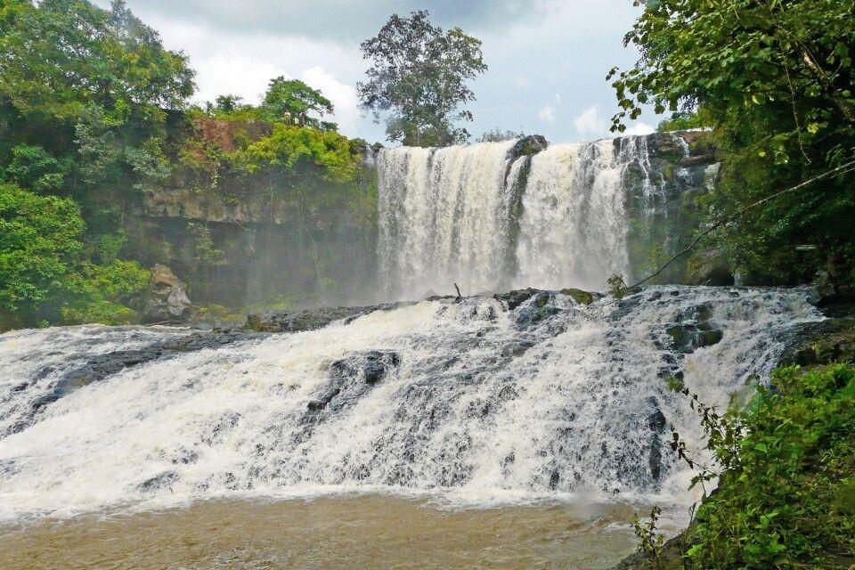 Bou-Sra-Wasserfall