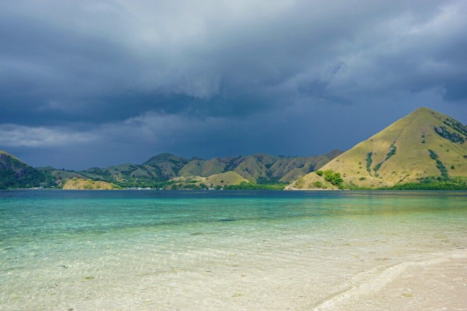 Im Komodo-Nationalpark