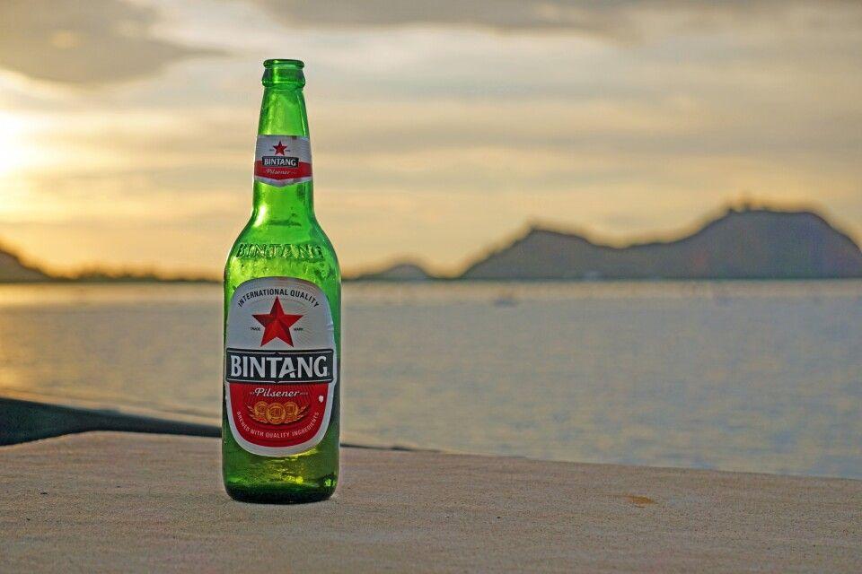 Bintang - Das Bier Indonesiens!