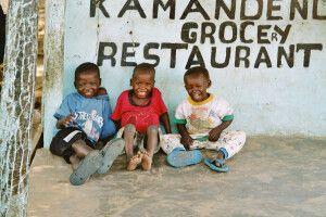 Herzlich Willkommen in Sambia