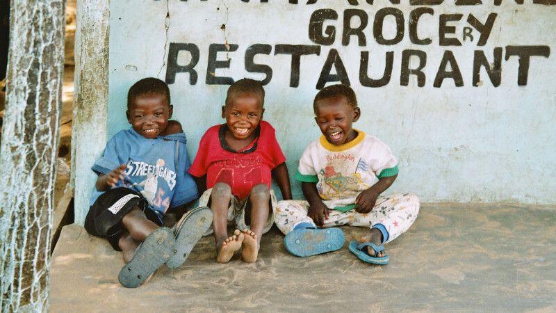 Kinder in Sambia  © Diamir