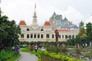Rathaus in Saigon